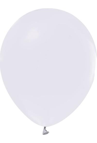 Buket Beyaz Balon 100 Lü Paket Orta Boy