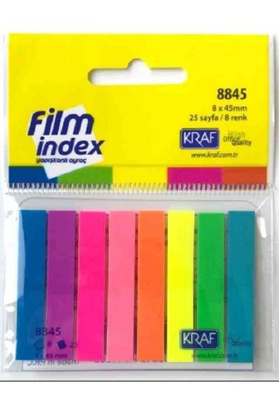Kraf Fılm Index 8 Renk 25 Sayfa 8845