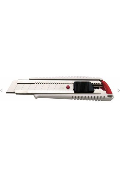 """Nt Cutter Maket Bıçağı Sürgülü Otomatik Kilitli L-300Rp"""""""
