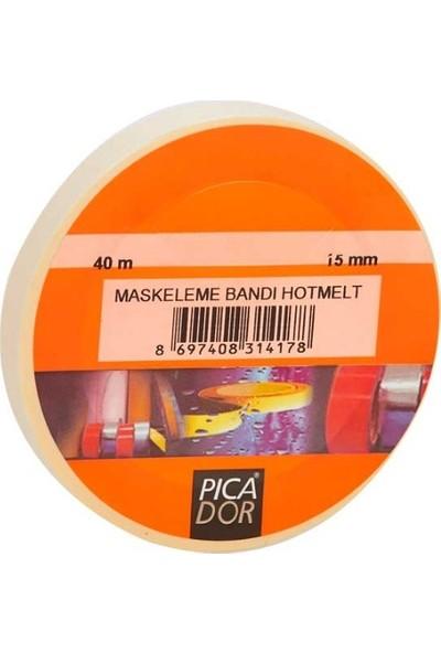 Picador Maskeleme Bandı 15Mmx40Mt 3Lü Paket