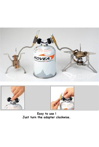 Kovea Gas P- Çift Çıkış Adaptörü