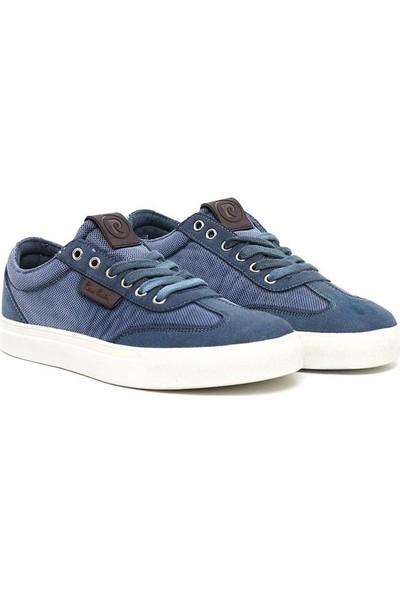Pierre Cardin Erkek Sneakers Ayakkabı Lacivert P9704H