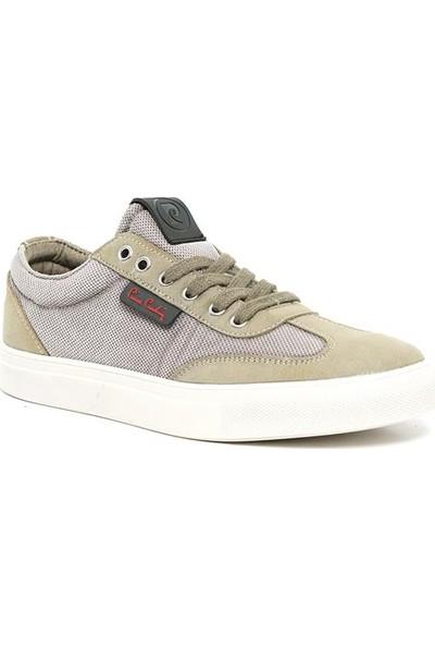 Pierre Cardin Erkek Sneakers Ayakkabı Bej P9704H