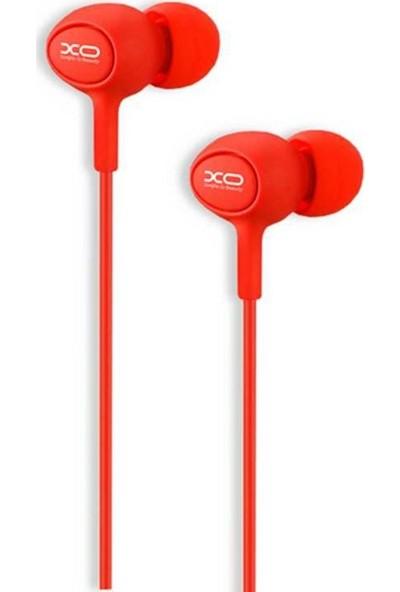 XO Candy Series Kulaklık - Kırmızı XO-S6