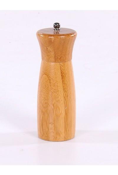 Piyop Bambu Karabiber Değirmeni