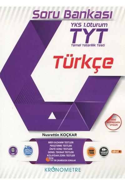Kronometre TYT Türkçe Soru Bankası