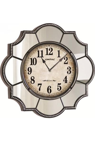 Time Gold Pamukkale Duvar Saati-55cm TG3706