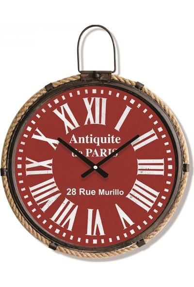 Time Gold Duvar Saati-50cm AK786