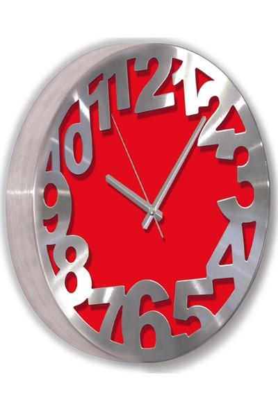 Time Gold Duvar Saati-36cm TG302KRMZ