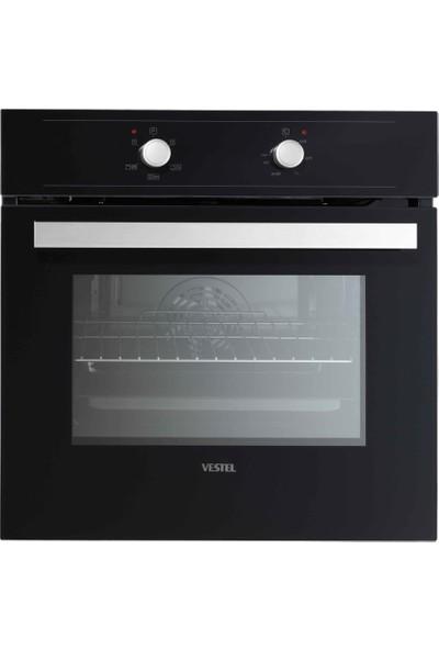 Vestel Siyah Ankastre Set 1 ( AD-6001 S - AO-6104 S - AF-5651 S )