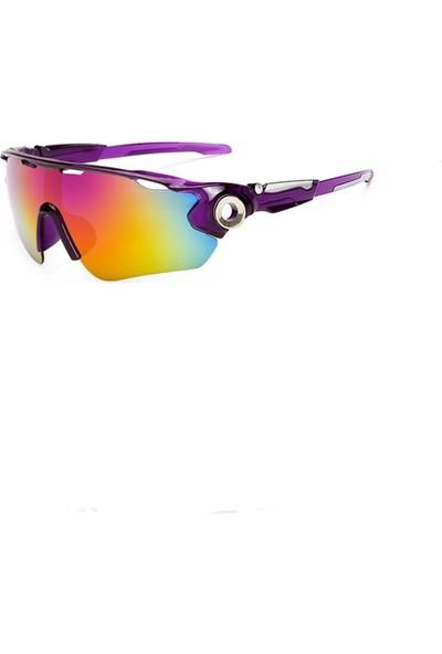 Mixsight Bisiklet Gözlüğü Renkli Cam B5049
