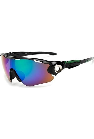 Mixsight Bisiklet Gözlüğü Renkli Cam B5055