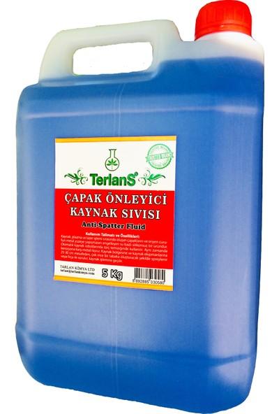 Terlans Çapak Önleyici Kaynak Sıvısı 5 Kg Anticorrosive