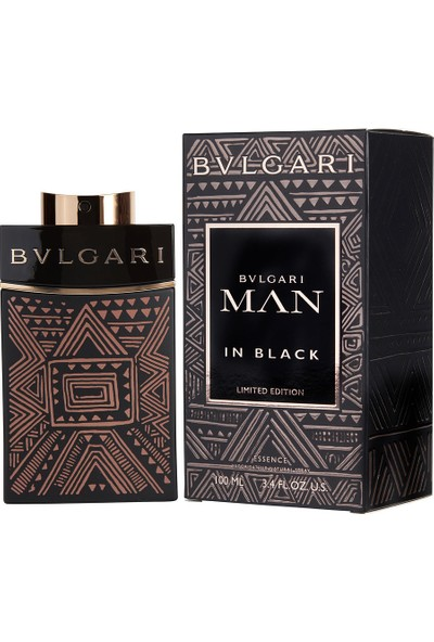 Bvlgari Man İn Black Limited Edition Essence Edp 100Ml