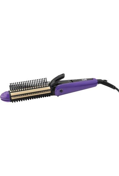 CVS DN 7402 Lime Saç Düzleştirici Maşa Fırça