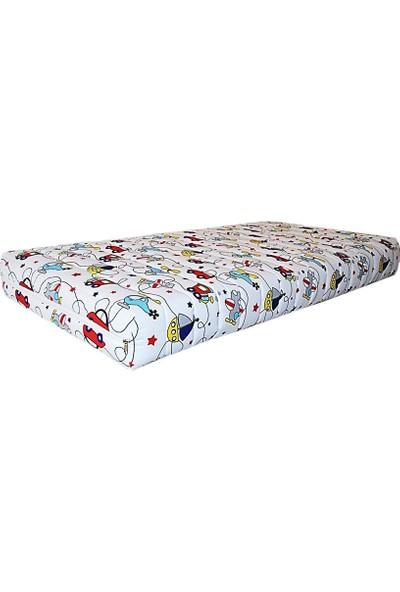 Cibbi Bebek Yatağı Yastık+Alt Değiştirme