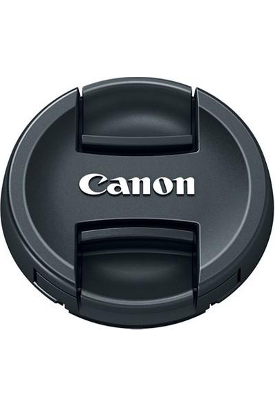 Canon E 58 Iı 58Mm Lens Ön Kapak