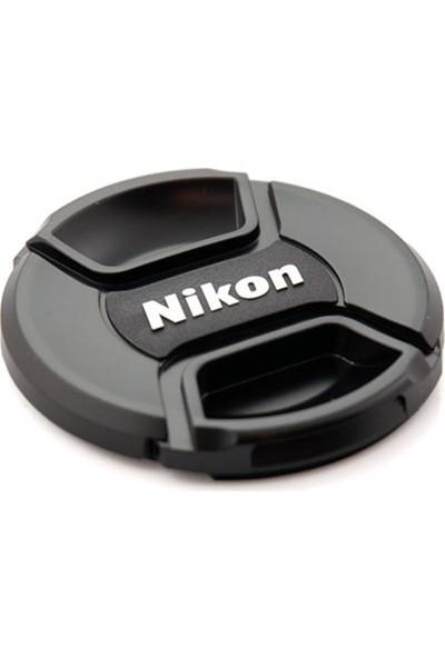 Nikon 52Mm Lens Ön Kapak