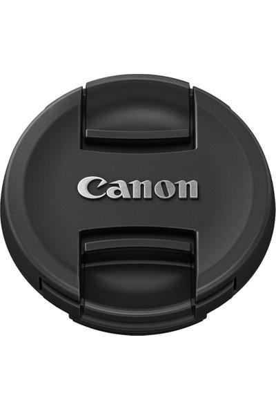 Canon 72Mm Lens Ön Kapak