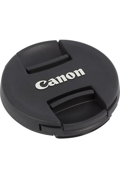 Canon 52Mm Lens Ön Kapak