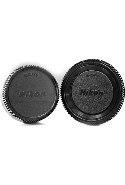 Nikon Body Lens Kapak Seti