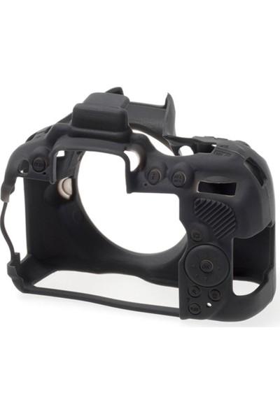 EasyCover Nikon D5300 Silikon Kılıf ECND5300B (Siyah)