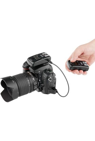 Meike Nikon İçin Meike Mk-Rc9 Flaş Tetikleyici Kablosuz Kumanda