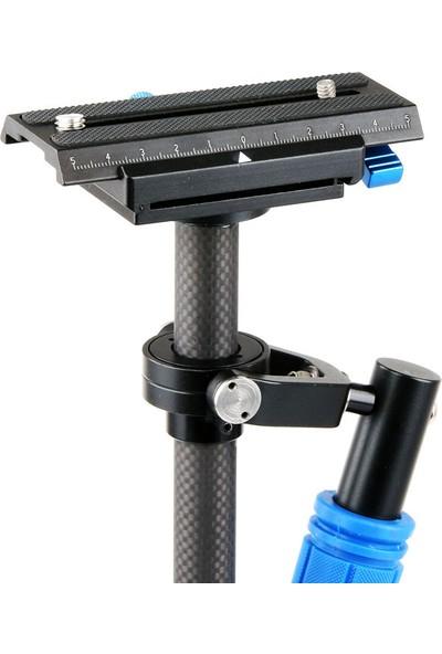 Ayex Dslr Manine Ve Video Kameralar İçn Carbon Stabilizer Steadicam S-63C
