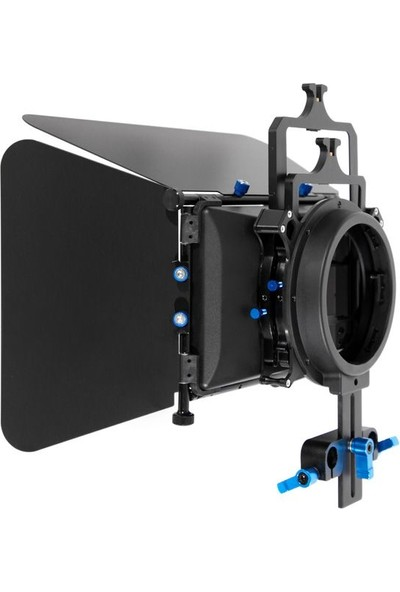 Ayex Professional Dslr Video Matte Box M3 15 Mm Rig Bağlantı Sistemli