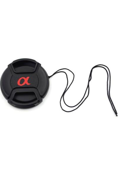 Ayex Sony 67 Mm Snap On Lens Kapağı Objektif Kapağı