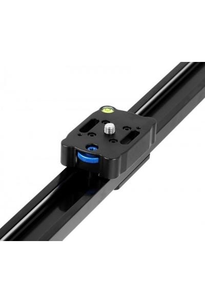 Ayex Dslr Makine Ve Video Kamera İçin Slider Sistem 80Cm