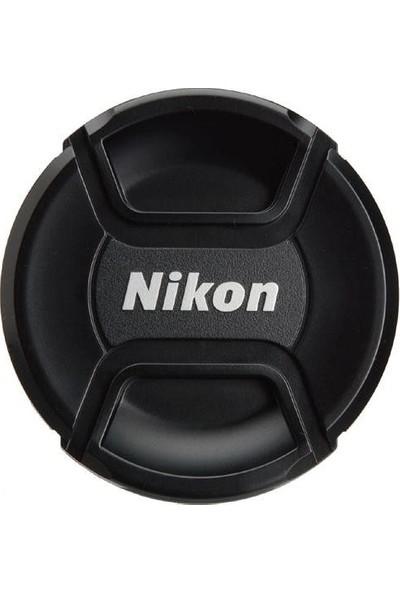 Ayex Nikon 77 Mm Snap On Lens Kapağı Lens Cap Objektif Kapağı