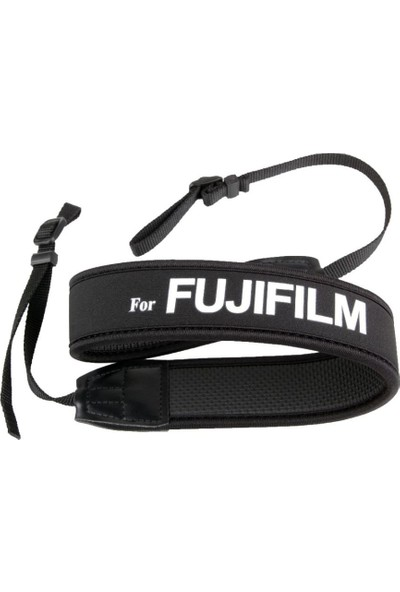 Ayex Fujifilm Fotoğraf Makineler İçin Neoprene Omuz Ve Boyun Askısı