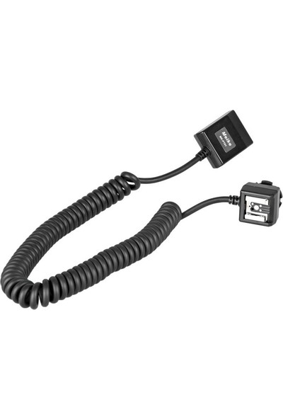Meike Pentax İçin Meike Mk-Pt01 Ttl Flaş Kablosu 3M