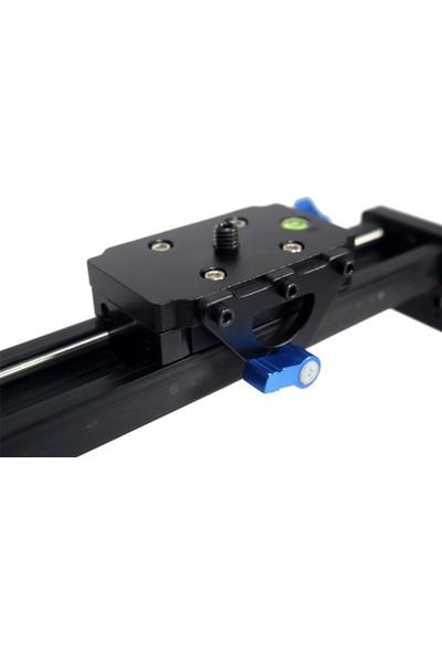 Ayex Dslr Kamera Ve Camcorder İçin Slider Sistemi 80Cm