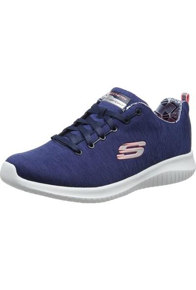 Skechers 12834-Nvy Kadın Ayakkabı