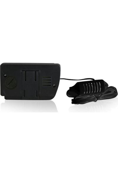 Aek-Tech Dijital Min-Max Problu Nem Ölçer Higrometre