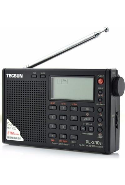 Tecsun Pl-310Et Dünya Radyosu