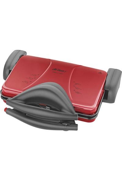 Arzum AR 286 Prego Red Izgara Ve Tost Makinesi
