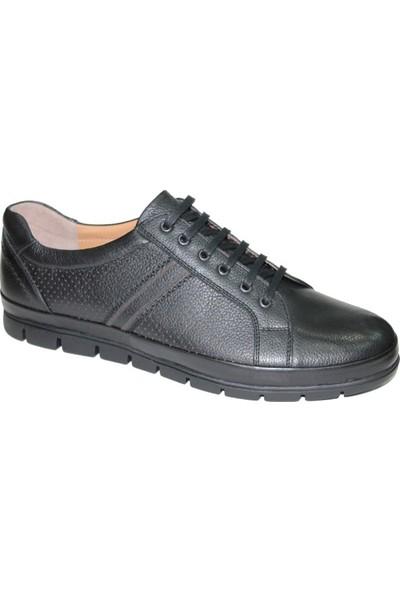 Çetintaş Büyük Numara Erkek Ayakkabı Hakiki Deri K 4398