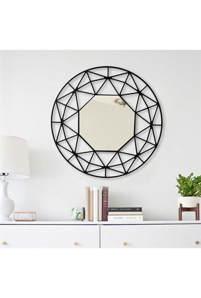 Baupor Mendoza Dresuar Ayna Dekoratif Duvar Aynası