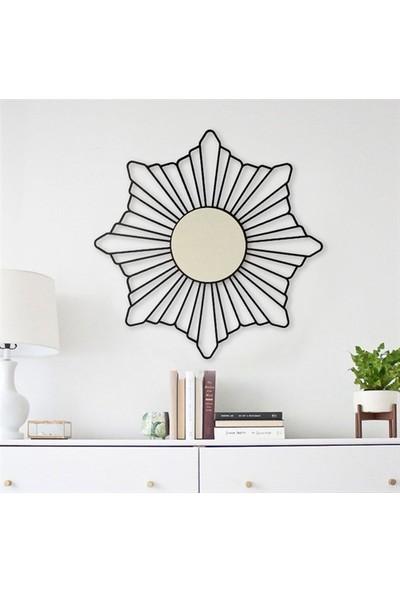 Baupor Luxury Dresuar Ayna Dekoratif Duvar Aynası