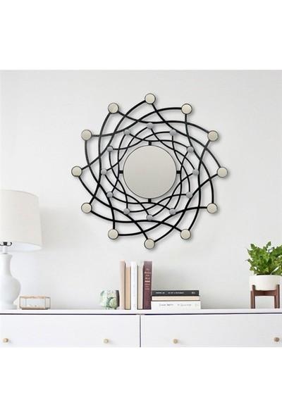 Baupor Lazio Dresuar Ayna Dekoratif Duvar Aynası