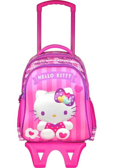 Hello Kitty Çekçek Çantası 95297