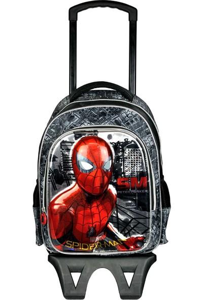 Spider-Man Çekçek Okul Çantası 95293
