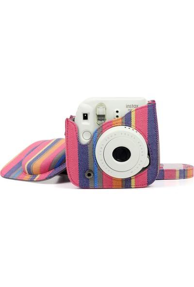 Fujifilm Retro Instax Mini 8/9 Uyumlu Çanta