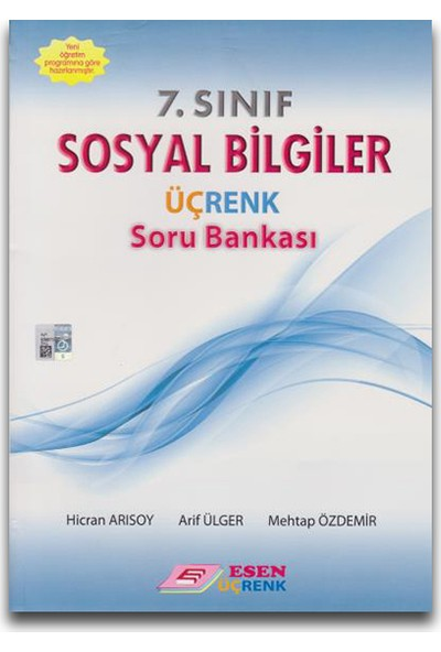 Esen Üçrenk Yayınları 7. Sınıf Sosyal Bilgiler Soru Bankası