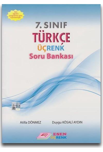 Esen Üçrenk Yayınları 7. Sınıf Türkçe Soru Bankası