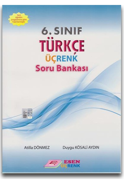 Esen Üçrenk Yayınları 6. Sınıf Türkçe Soru Bankası