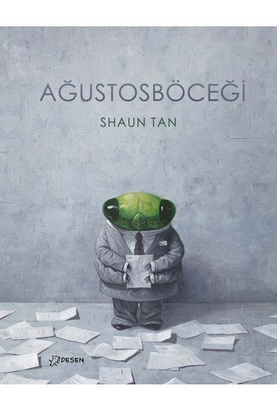 AğustosböceğiCiltli - Shaun Tan
